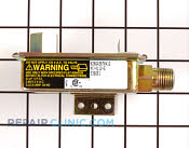 Oven Safety Valve - Part # 251900 Mfg Part # WB20X129