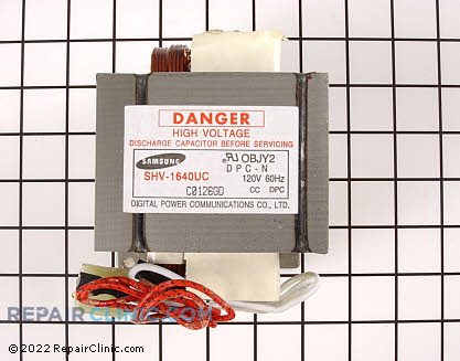 High Voltage Transformer 5304423375      Main Product View