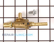 Surface Burner Valve - Part # 833645 Mfg Part # 5303935189