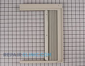 Window Side Curtain and Frame - Part # 768317 Mfg Part # BT3074118