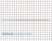Heat Shield - Part # 660668 Mfg Part # 60109-6
