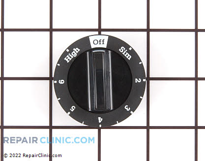 Control Knob 5303051405 Main Product View
