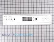 Control  Panel - Part # 259443 Mfg Part # WB36K5630