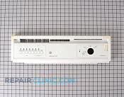 Control  Panel - Part # 272906 Mfg Part # WD34X1146