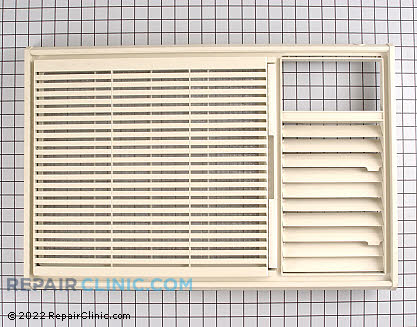 Air Conditioner Cover 5303306915 Main Product View