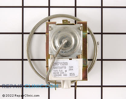 Temperature Control Thermostat 297216033       Main Product View