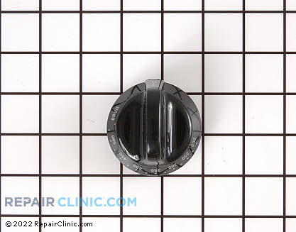 Thermostat Knob WB03K10009      Main Product View