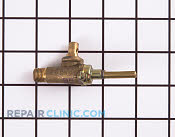 Surface Burner Valve - Part # 1063537 Mfg Part # WB21K10050