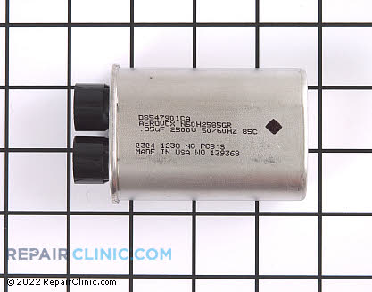 High Voltage Capacitor R0160021        Main Product View
