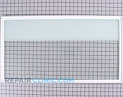 Glass Crisper Cover - Part # 664761 Mfg Part # 61002849