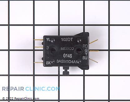 Motor Switch 306207 Main Product View
