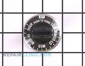 Control Knob - Part # 609513 Mfg Part # 5300205195