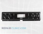 Control  Panel - Part # 496213 Mfg Part # 316100529