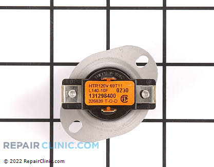 Cycling Thermostat 131298400       Main Product View