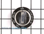 Knob, Dial & Button - Part # 1236184 Mfg Part # Y0064246