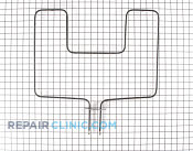 Bake Element - Part # 261022 Mfg Part # WB44X5104