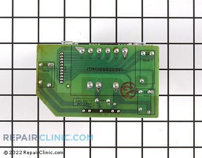 Control Board WB20K5036 Main Product View