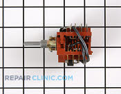 Selector Switch - Part # 1014093 Mfg Part # 00189811
