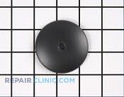 Surface Burner Cap - Part # 827802 Mfg Part # 3192486