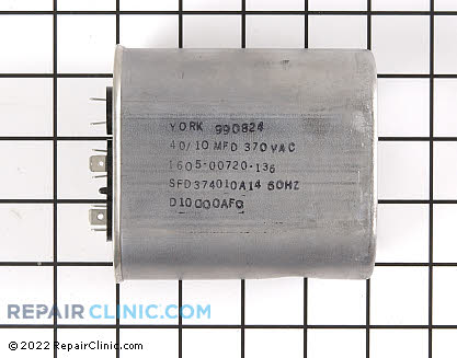 Capacitor 160500720136 Main Product View