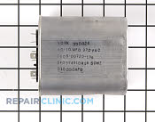 Capacitor - Part # 788224 Mfg Part # 160500720136