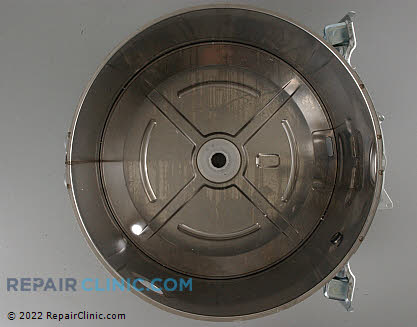 Rear Drum with Bearing 8801259 Main Product View