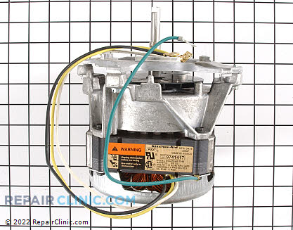 Circulation and Drain Pump Motor 4171907         Main Product View
