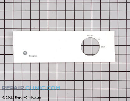 Insert control panel white WC33X5064       Main Product View