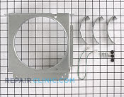 Bracket & Flange - Part # 870028 Mfg Part # R0130014