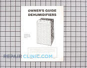 Manuals, Care Guides & Literature - Part # 422014 Mfg Part # 16007368
