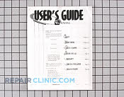Manuals, Care Guides & Literature - Part # 895011 Mfg Part # 74005621
