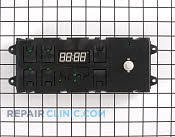 Oven Control Board - Part # 1009851 Mfg Part # 77001200