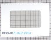 Oven Door Glass - Part # 902458 Mfg Part # 74006713