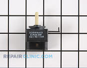 Selector Switch - Part # 527734 Mfg Part # 3399643