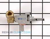 Surface Burner Valve - Part # 341387 Mfg Part # 0301425