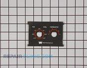 Control  Panel - Part # 631572 Mfg Part # 5303303839
