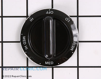 Control Knob D8598001        Main Product View