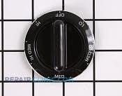 Control Knob - Part # 142547 Mfg Part # D8598001