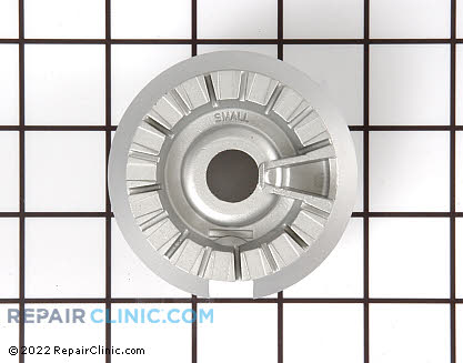 Surface Burner Base WB16K10070 Main Product View