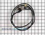 Power Cord - Part # 1154898 Mfg Part # 134501200