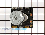 Circuit Board & Timer - Part # 274457 Mfg Part # WE04X10005