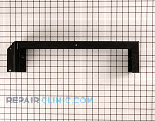 Bracket & Flange - Part # 818343 Mfg Part # 4110031