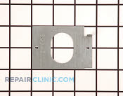 Bracket & Flange - Part # 660929 Mfg Part # 60147-2