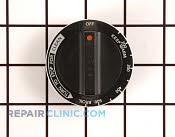 Thermostat Knob - Part # 341870 Mfg Part # 0302887