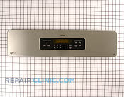 Touchpad and Control Panel - Part # 876441 Mfg Part # WB57K10048
