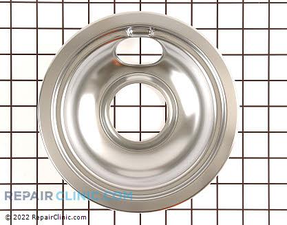 6 Inch Burner Drip Bowl 5303280336 Main Product View