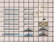 Hardware kit - Part # 726200 Mfg Part # 8169378