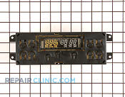 Oven Control Board - Part # 254591 Mfg Part # WB27X10127