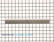 Trim, front shelf - Part # 126573 Mfg Part # C8913507