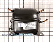 Compressor & Sealed System - Part # 800636 Mfg Part # 4201670